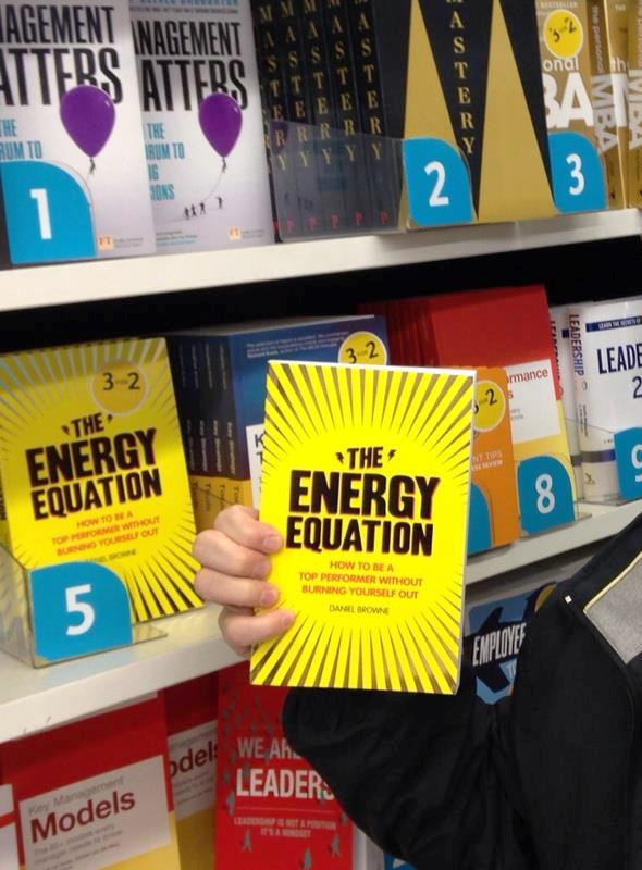 The Energy Equation in WHSmith Heathrow